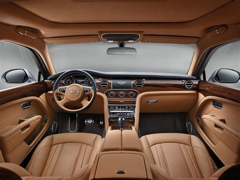 mulsanne bentley interior insanely luxurious bentley mulsanne get new turbocharged v8