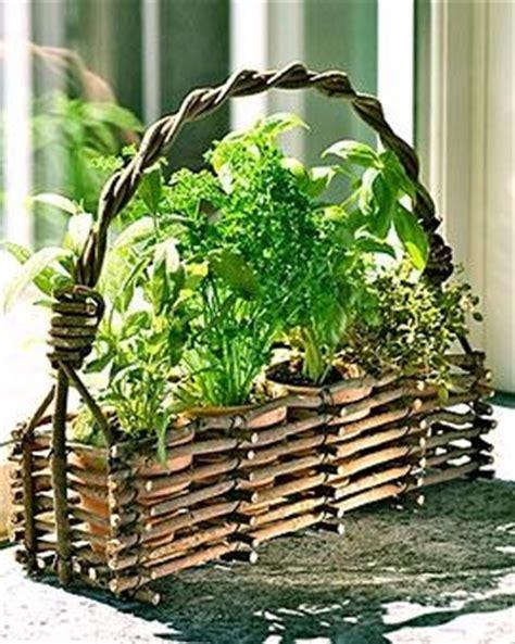 ideas  window herb gardens  pinterest