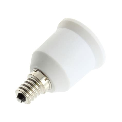 E12 To E27 Socket Light Bulb Lamp Holder Adapter Plug