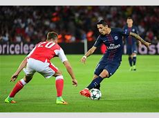 Arsenal Vs Paris SaintGermain Crunching The Numbers