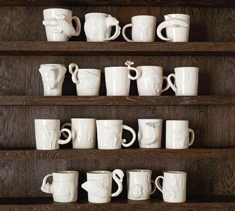 alphabet mugs ideas  pinterest scottish