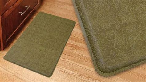 gel floor mats for kitchen gelpro flora olive gel mats gel filled comfort floor 6794