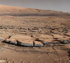 Curiosity Finds Geological Evidence of Ancient Lakes ...