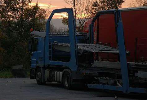 Types Of Trucks, Trailers And Loads