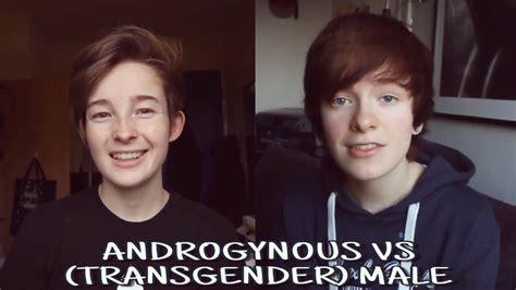 genderqueer  ftm transgender ft thesimplefolk youtube