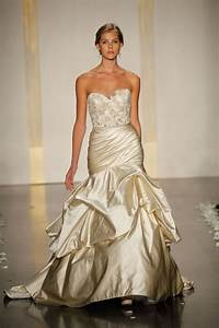 post your gold wedding dress or dress inspiration here With gold color wedding dress