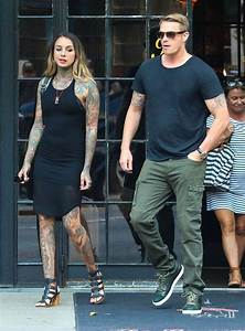 Joel Kinnaman Out In London Ahead Of Suicide Squad