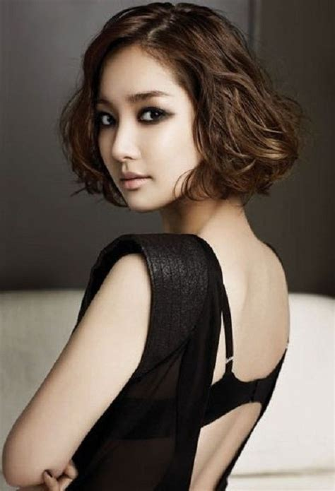 popular short hairstyles  asian girls pretty designs