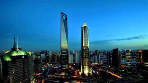 shanghai de noche  fondos de pantalla