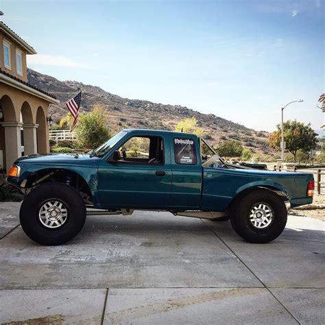 prerunner race truck ford ranger prerunner cheapest ticket to the desert racing