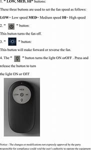 S Q M Dl4112t Remote Control User Manual Dl 4112t