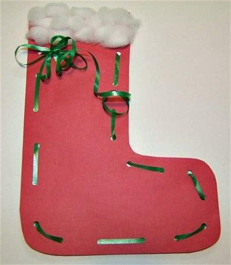 christmas stocking craft craft ideas for cherishables