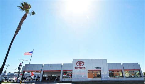 Toyota National City by Frank Toyota National City Service