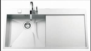 Evier Inox Grande Cuve : evier inox 1 cuve shock ~ Premium-room.com Idées de Décoration