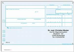 Heilpraktiker Rechnung : pkv rezeptvordrucke online bestellen ~ Themetempest.com Abrechnung