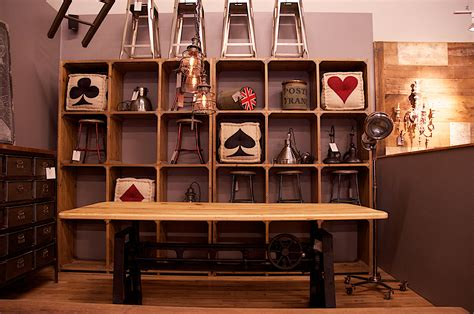 home interior accessories large cube shelving vintage home warehouse