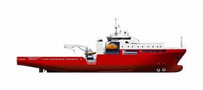 Ship Rescue Gear 3d Sideview Escape Damen