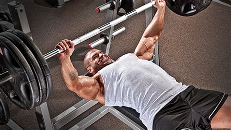 The Secret To A Bigger Bench Press  T Nation