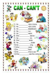 worksheet  esl
