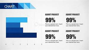 Powerpoint Horizontal Bar Charts With Big Numbers Series