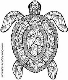 coloring page with animals images