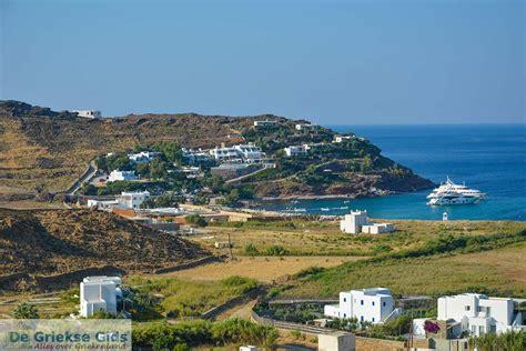 Panormos Mykonos Holidays In Panormos Greece