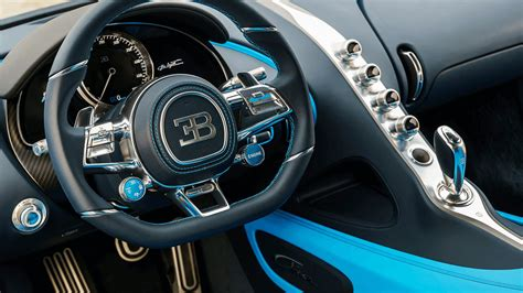 bugatti chiron  luxurious super sports car