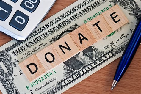 top  benefits  charitable giving  donations