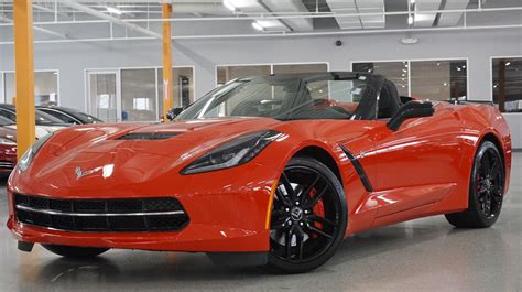2014 Chevrolet Corvette Mpg by Pre Owned 2014 Chevrolet Corvette Stingray Z51 2d