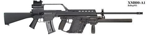 Shooped Gun Mix  Xm800a1 By Bebop953 On Deviantart