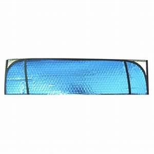 Pare Soleil Voiture Pare Brise : 1 pare soleil pour pare brise bleu norauto 130 x 60 cm ~ Melissatoandfro.com Idées de Décoration