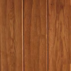 shop mohawk pienza 5 in w prefinished oak engineered hardwood flooring golden at lowes com
