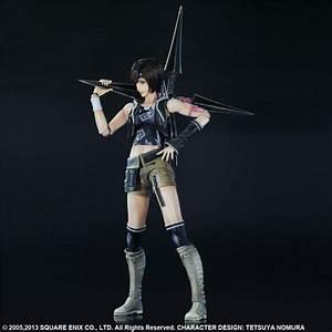 Play Arts Kai Final Fantasy VII Advent Children Figures