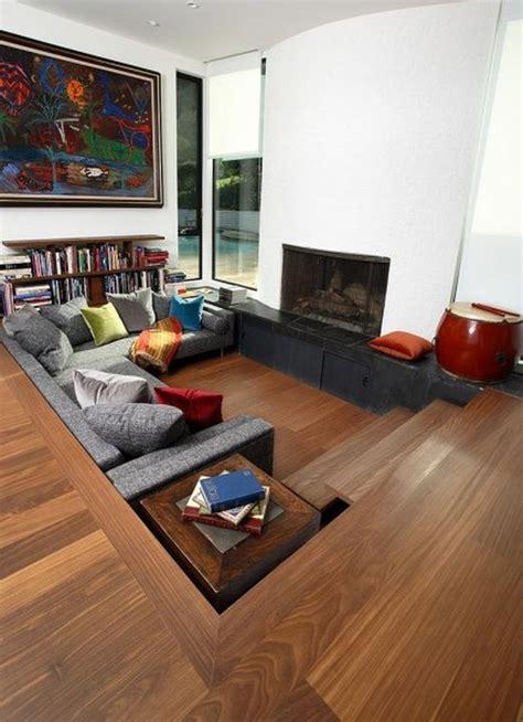 50 cool sunken living room designs home ideas