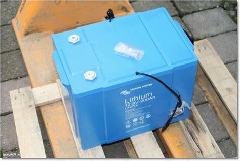 batterie für wohnmobil umr 252 stung auf lithium batterie wohnmobil amumot