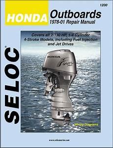 Honda Outboard Repair Service Manual 2