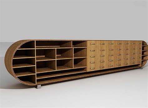 meuble rangement bas design