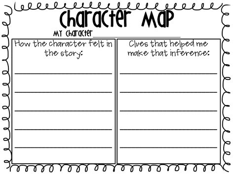 14 Best Images Of Story Setting Worksheets