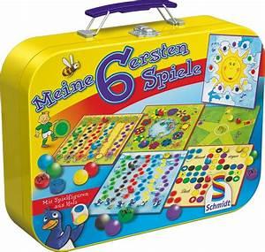 Online Kinder Spiele : schmidt spiele spielesammlung meine 6 ersten spiele online kaufen otto ~ Orissabook.com Haus und Dekorationen