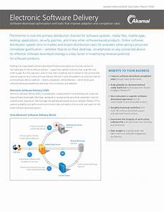 electronic software delivery product brief software With electronic document delivery software