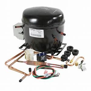 Refrigerator Compressor Kit