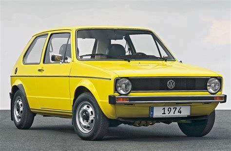 A brief history of the Volkswagen Golf Confusedcom