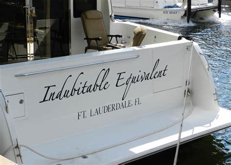 Yacht Names by How To Choose The Name Of Your Yacht 26 Yachts