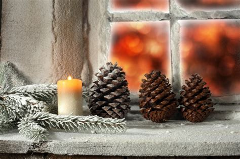 Weihnachtsdeko Fenster Kerzen by Weihnachtsdeko Ideen Originelle Dekoideen F 252 R Eine