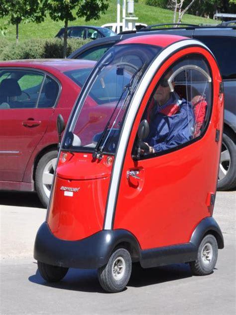 Worlds Smallest Car by July 28 2013 Touring Winnipeg N Debbie S Travels