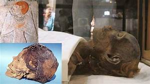 Ancient Egyptian Mummies Found With RED & BLONDE Hair | Doovi