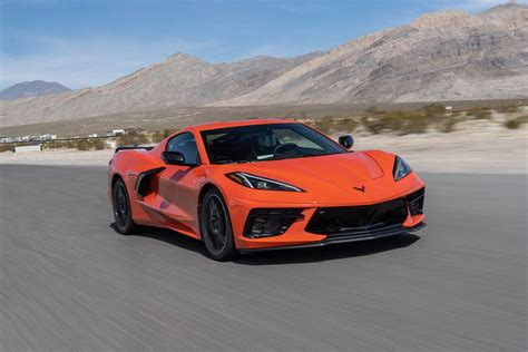 The Chevy C8 Zora Corvette Due in 2025 With 1,000 ...