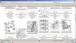 2004 Jeep Grand Cherokee Vacuum Line Diagram