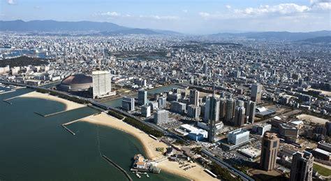 Fukuoka -- a booming population in aging Japan - Nikkei ...