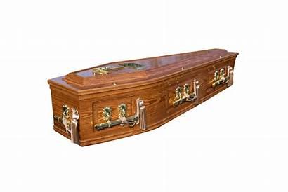 Coffin Wicker Selection Lid